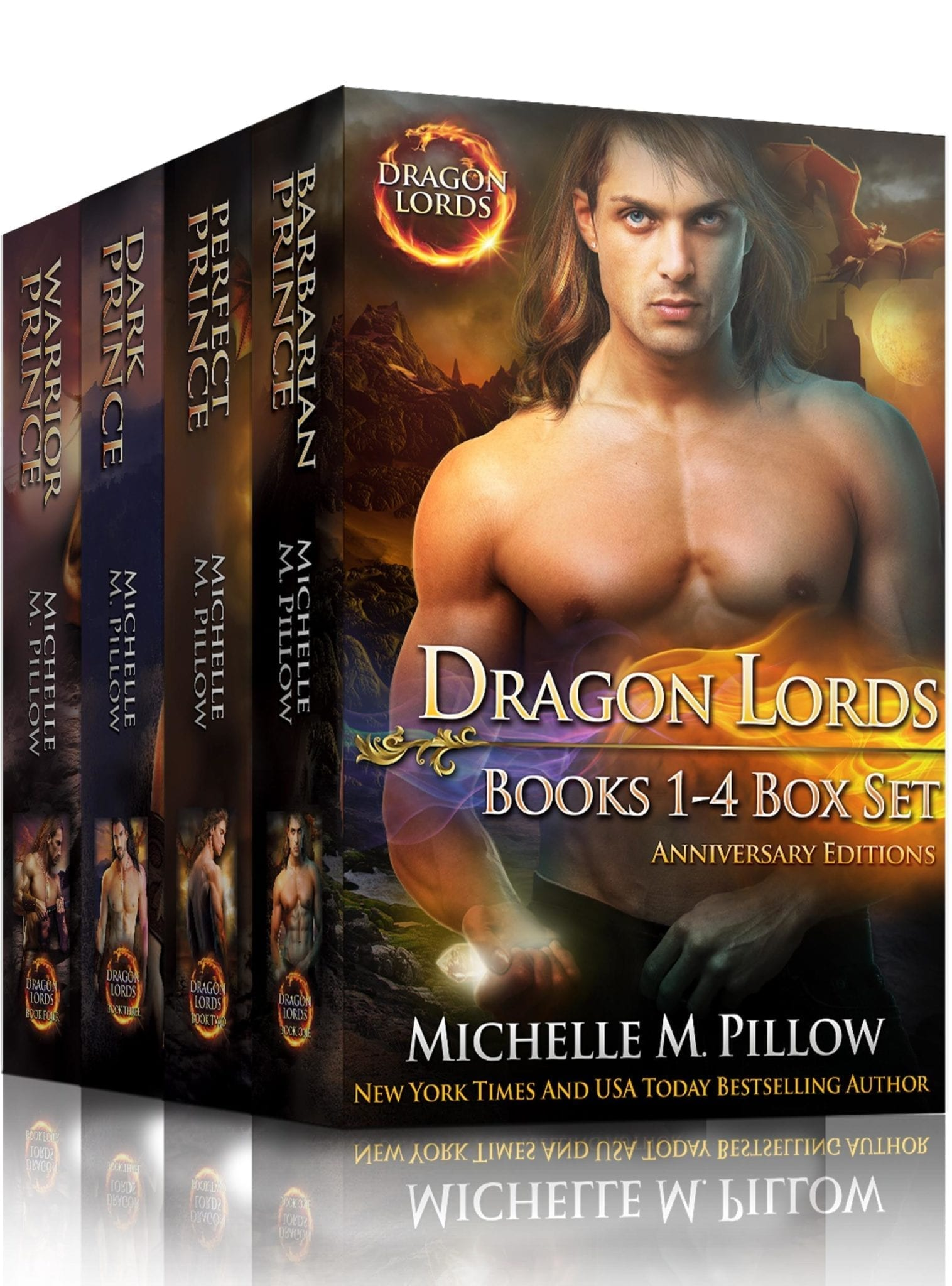 dragonlords1to4