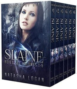 Book Cover: Circle of Six: Slaine Set