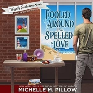 Book Cover: Audiobook: Fooled Around & Spelled in Love