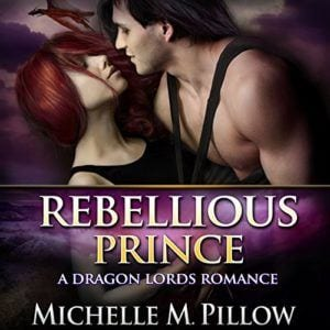 Book Cover: Audiobook: Rebellious Prince