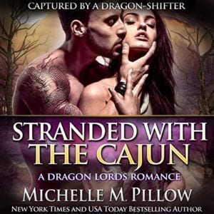Book Cover: Audiobook: Stranded with the Cajun