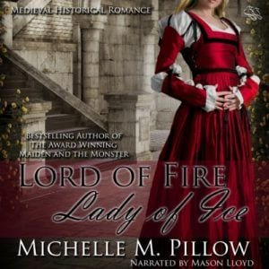 Book Cover: Audiobook: Lord of Fire, Lady of Ice