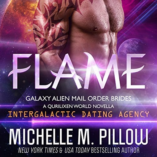 Book Cover: Audiobook: Flame
