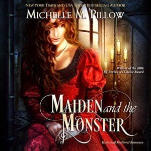 Book Cover: Audiobook: Maiden and the Monster