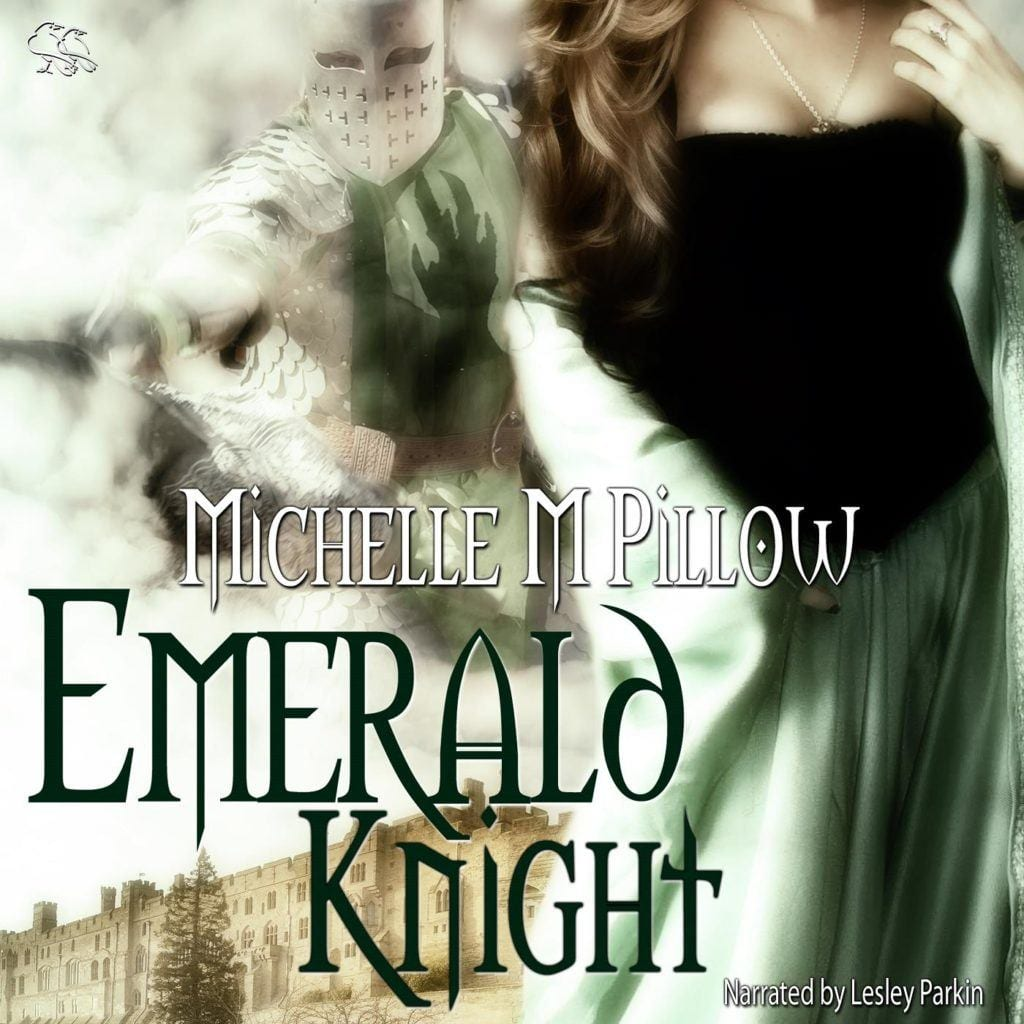 Book Cover: Audiobook: Emerald Knight