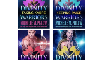 Divinity-of-warriors-series-book-covers