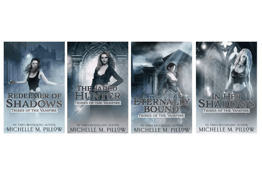 Tribes-of-the-vampire-book-series-covers