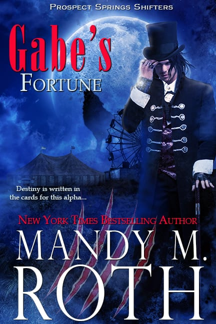 Gabe's Fortune Science historical fiction paranormal romance books