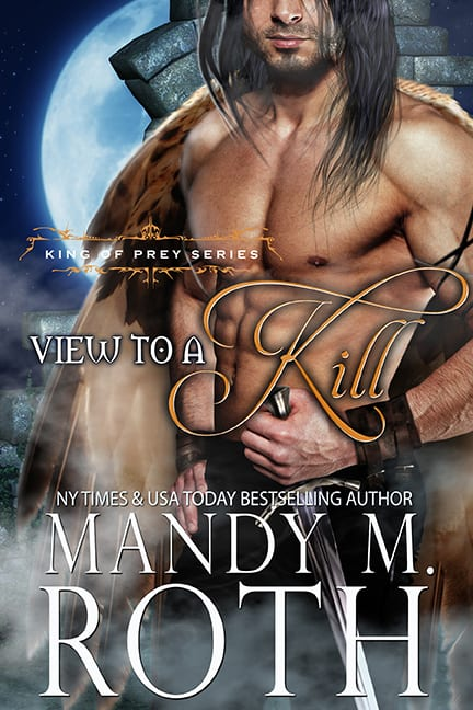 A View to a Kill shapeshifter king royalty romance books warrior