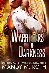 Warriors of the Darkness multi cultural brazil cat shifter slayer urban fantasy paranormal romance best of 2021