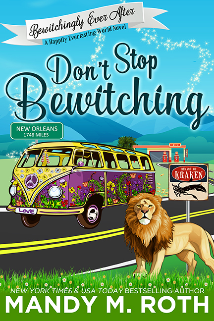 Don't Stop Bewitching