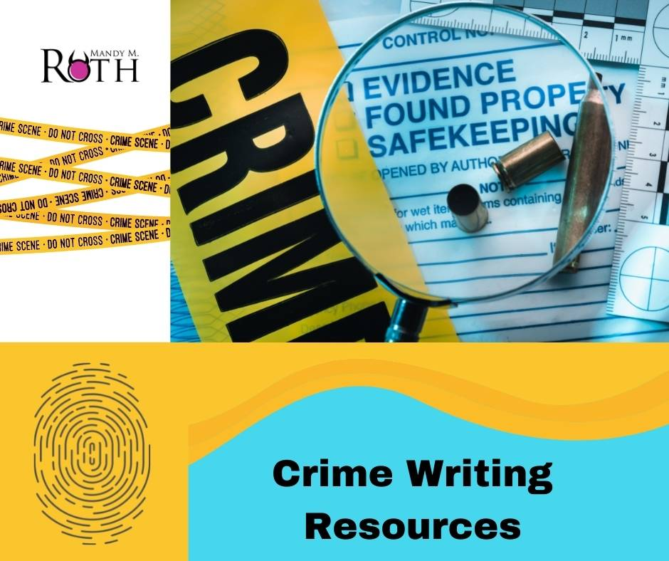 Crime Writing Resources