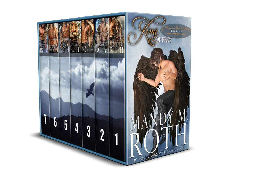 Book Cover: King of Prey Books 1-7